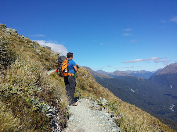 Routeburn Track Nova Zelândia por NerdsViajantes (85)