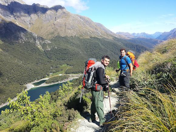 Routeburn Track Nova Zelândia por NerdsViajantes (93)