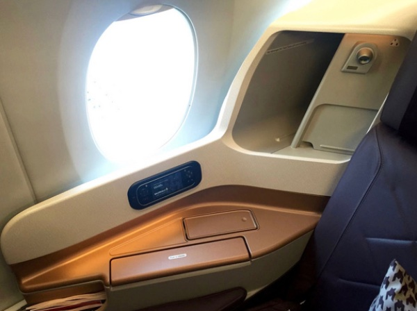 Singapore Airlines A350 8
