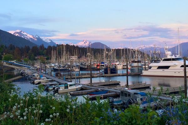 Sitka no Alaska uma das cidades mais charmosas dos EUA