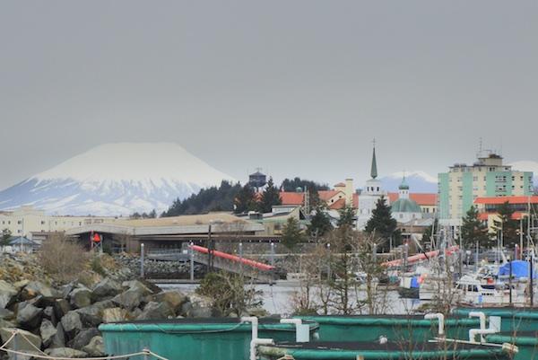 Sitka no Alasca
