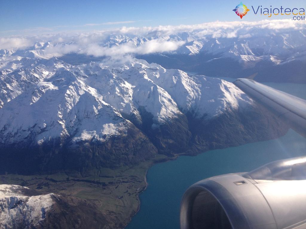 Sobrevoando a Nova Zelândia (10)