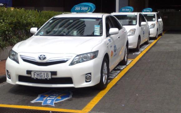 Taxi Aeroporto de Auckland