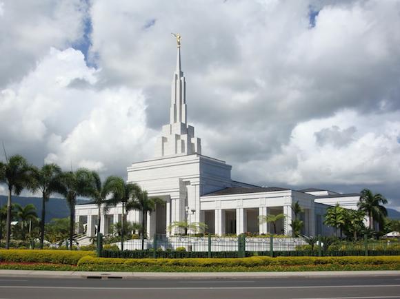 Templo Mormon em Samoa