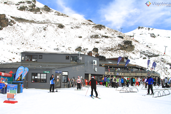 Remarkables Skifield