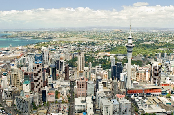 Torre de Auckland - Skytower