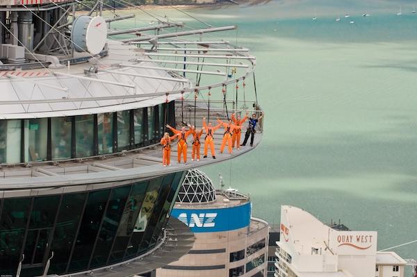 Torre de Auckland 12