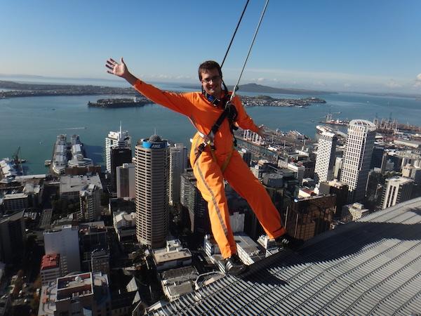 Torre de Auckland 16