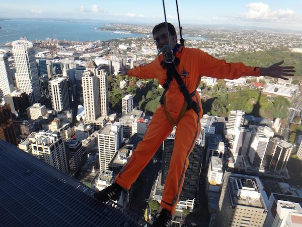 Torre de Auckland 21
