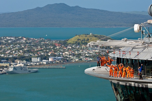 Torre de Auckland 5