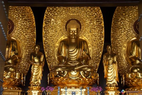 Tsz Shan Monastery em Hong Kong