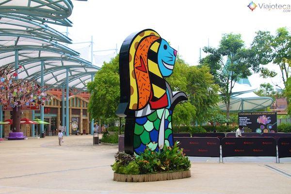 Romero Brito Singapura