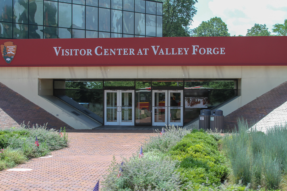 Visitor Centre Valley Forge National Historical Park