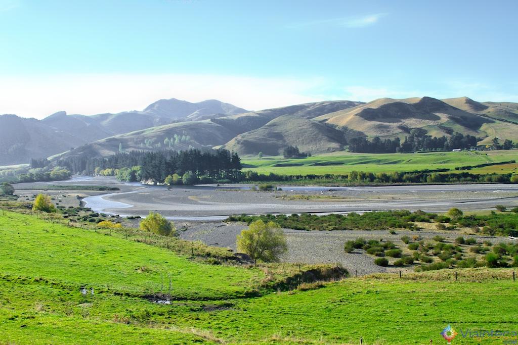 Viagem Trem Nova Zelândia - Coastal Pacific 127