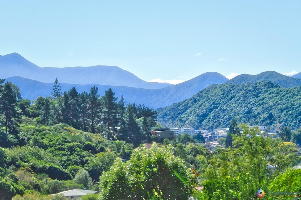 Viagem Trem Nova Zelândia - Coastal Pacific 78