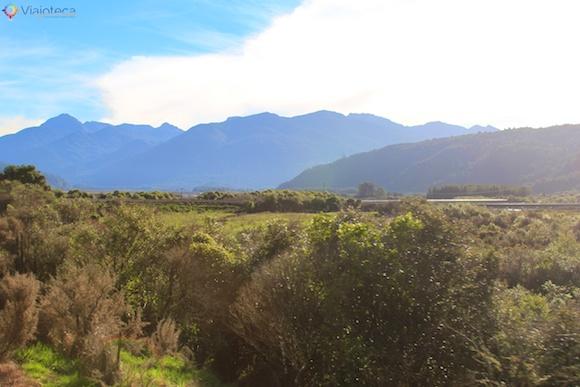 Viagem Trem na Nova Zelândia- TranzAlpine120