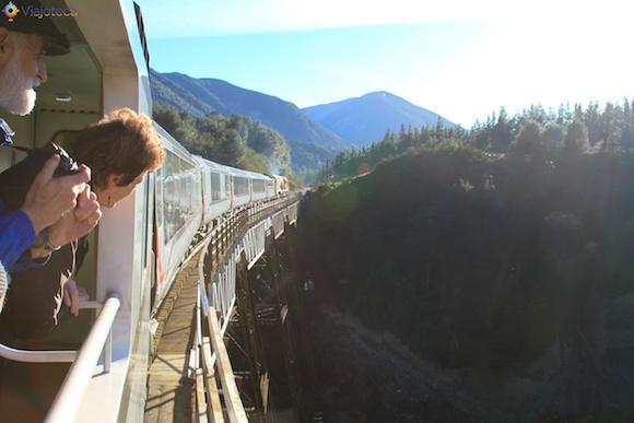 Viagem Trem na Nova Zelândia- TranzAlpine13