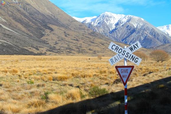 Viagem Trem na Nova Zelândia- TranzAlpine27