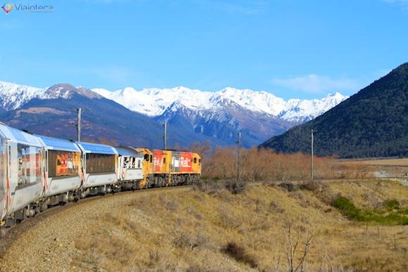 Viagem Trem na Nova Zelândia- TranzAlpine38