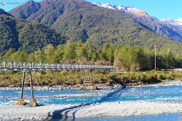 Viagem Trem na Nova Zelândia- TranzAlpine49