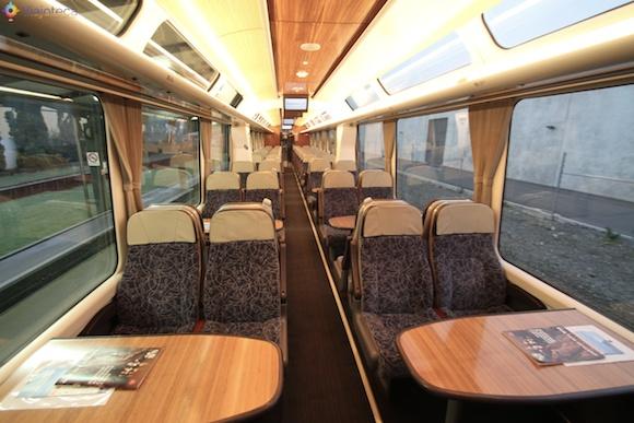 Viagem Trem na Nova Zelândia- TranzAlpine5