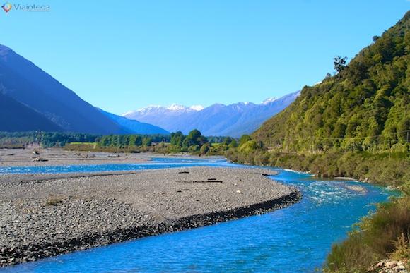 Viagem Trem na Nova Zelândia- TranzAlpine52
