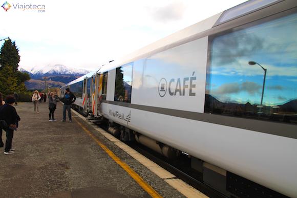 Viagem de trem na Nova Zelândia (3)