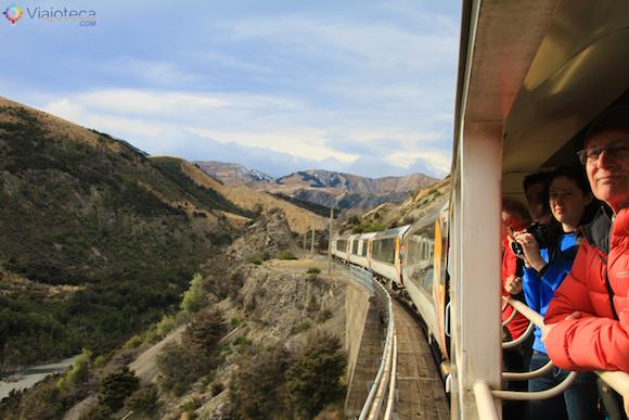 Viagem de trem na Nova Zelândia (8)