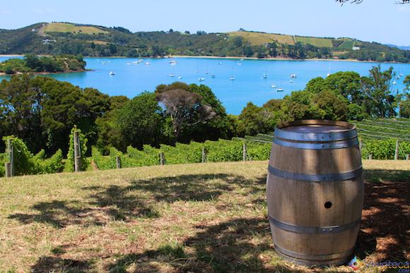Vinhos Nova Zelândia - Waiheke Island em Auckland