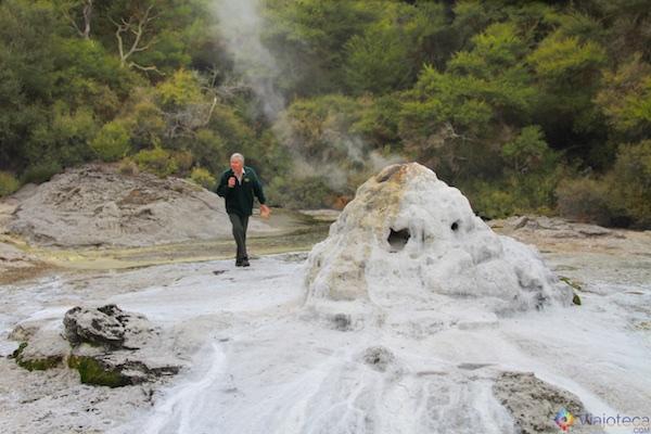 Wai - O - Tapu Rotorua Nova Zelândia 011