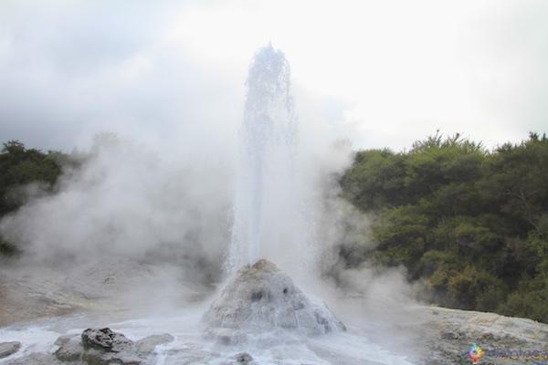 Wai - O - Tapu Rotorua Nova Zelândia 027