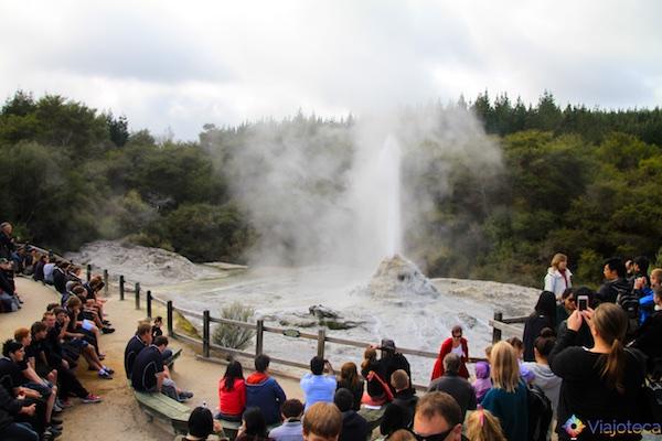 Wai - O - Tapu Rotorua Nova Zelândia 030
