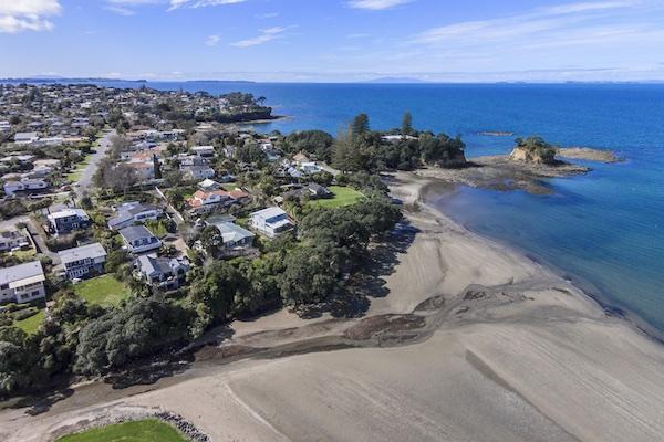 Waiake Beach - Praias North Shore Auckland - Nova Zelândia
