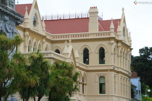 Wellington, capital da Nova Zelândia1
