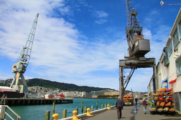 Wellington, capital da Nova Zelândia10
