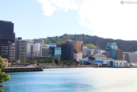 Wellington, capital da Nova Zelândia13