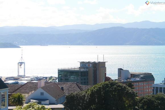 Wellington, capital da Nova Zelândia16