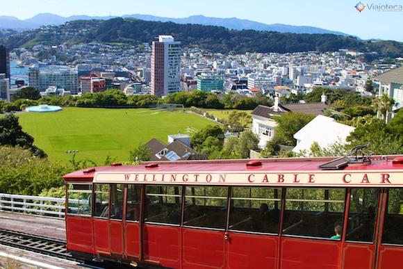 Wellington, capital da Nova Zelândia17