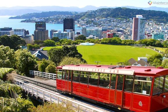 Wellington, capital da Nova Zelândia18
