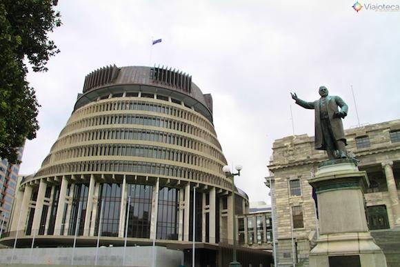 Wellington, capital da Nova Zelândia2