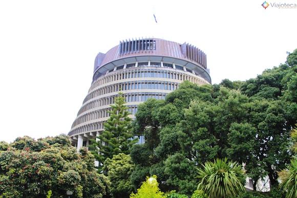 Wellington, capital da Nova Zelândia3