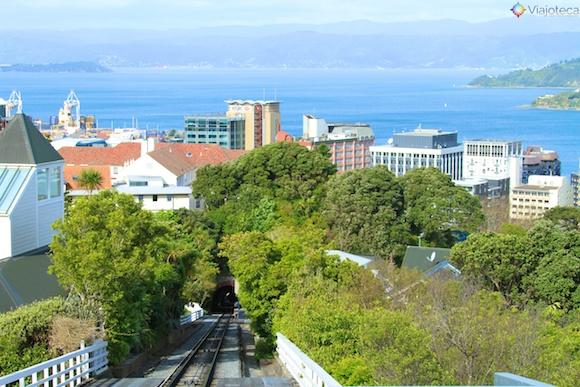 Wellington, capital da Nova Zelândia40