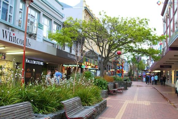 Wellington, capital da Nova Zelândia44