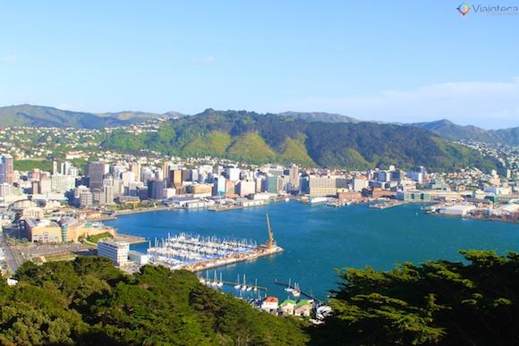 Wellington, capital da Nova Zelândia48