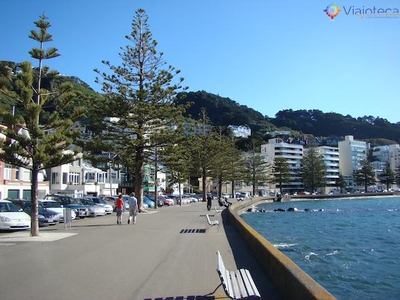 Wellington, capital da Nova Zelândia52