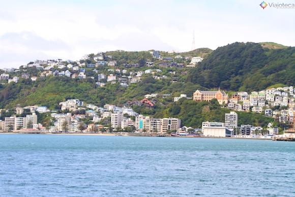 Wellington, capital da Nova Zelândia7