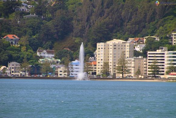 Wellington, capital da Nova Zelândia8