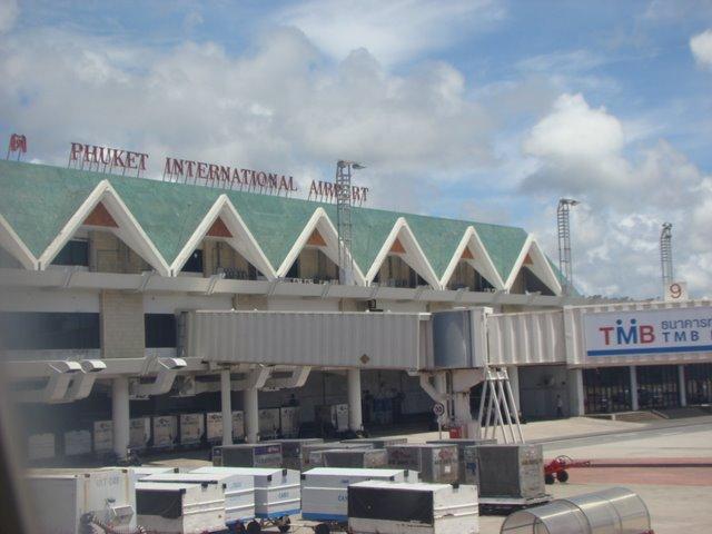 Aeroporto de Phuket