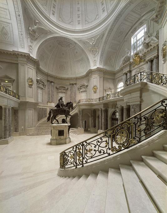 Altes Museum. Interior