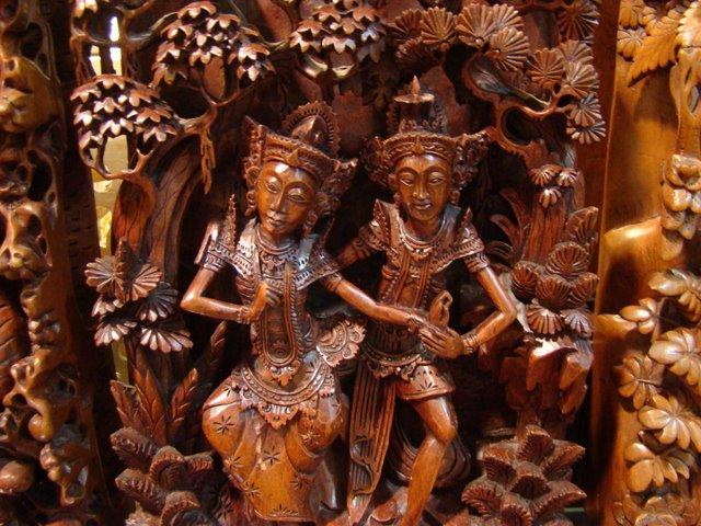 Artesanato Wood Carving